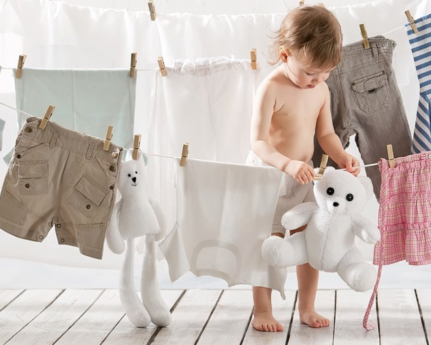 Як відіпрати плями на дитячому одязі? - изображение 3