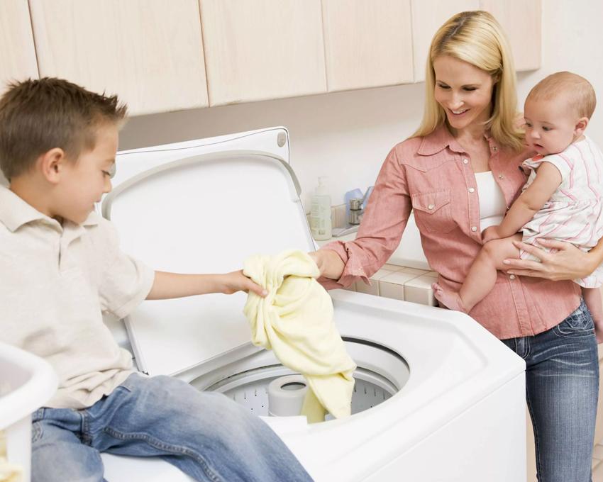 Правильный уход за детской одеждой - изображение 2
