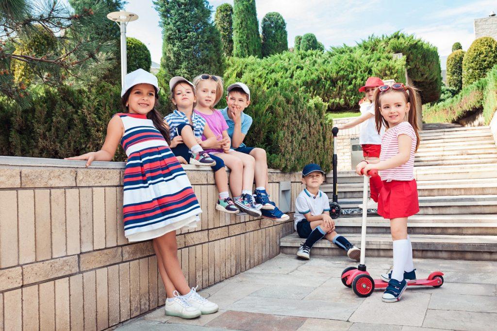 Роль аксессуаров в детском гардеробе - изображение 1