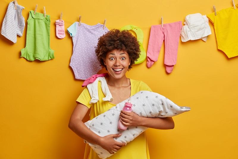 Состав одежды для грудничков: виды тканей, которые не навредят - изображение 1